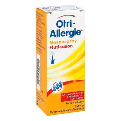 Otri-Allergie Nasenspray Fluticason  bei apo.com bestellen