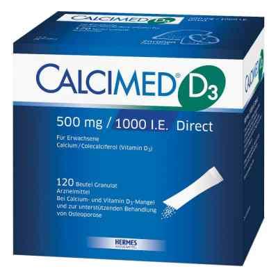 Calcimed D3 500mg/1000 internationale Einheiten Direct  bei apotheke-online.de bestellen