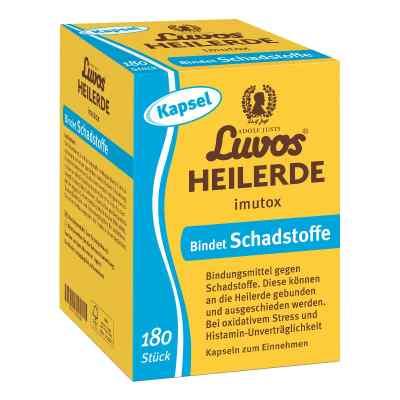 Luvos Heilerde imutox Kapseln  bei vitaapotheke.eu bestellen