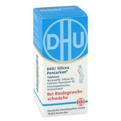 Dhu Silicea Pentarkan für das Bindegewebe Tabletten   bei vitaapotheke.eu bestellen