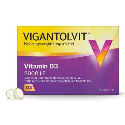 Vigantolvit 2000 I.e. Vitamin D3 Weichkapseln  bei apo.com bestellen