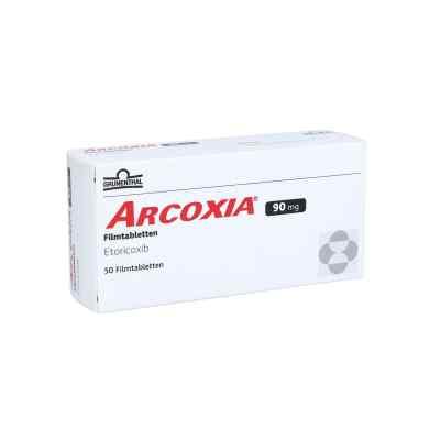 Arcoxia 90 mg Filmtabletten  bei apo.com bestellen