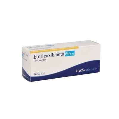 Etoricoxib beta 60 mg Filmtabletten  bei apo.com bestellen