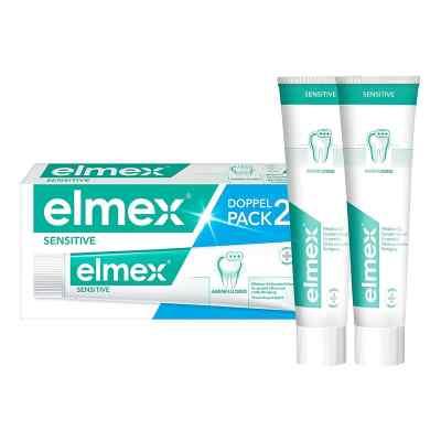 Elmex Sensitive Zahnpasta Doppelpack  bei vitaapotheke.eu bestellen