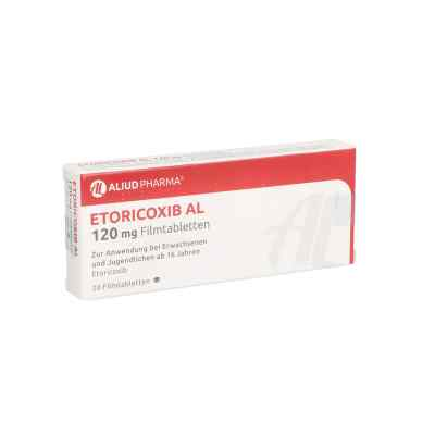 Etoricoxib Al 120 mg Filmtabletten  bei apo.com bestellen