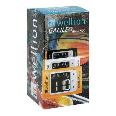 Wellion Galileo Glu/chol Set mmol/l gelb  bei apo.com bestellen