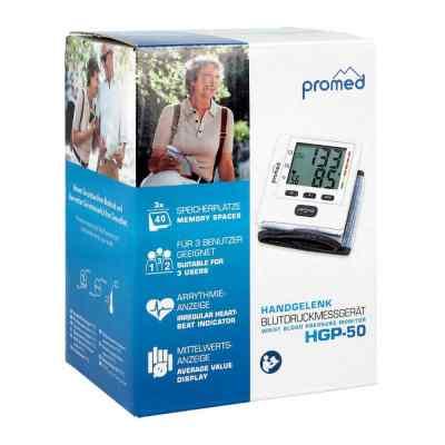 Promed Blutdruckmessgerät Handgelenk Hgp-50  bei apotheke-online.de bestellen