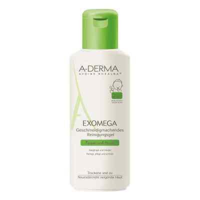 A-derma Exomega geschm.Reinigungsgel 2in1  bei apo.com bestellen