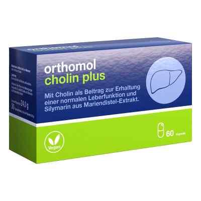 Orthomol Cholin Plus Kapseln  bei apo.com bestellen
