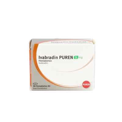 Ivabradin Puren 5 mg Filmtabletten  bei apo.com bestellen