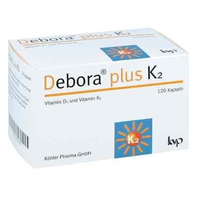 Debora plus K2 Kapseln  bei apo.com bestellen