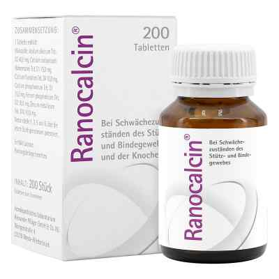 Ranocalcin Tabletten  bei vitaapotheke.eu bestellen