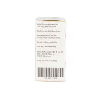 Levetiracetam Puren 250 mg Filmtabletten  bei apo.com bestellen