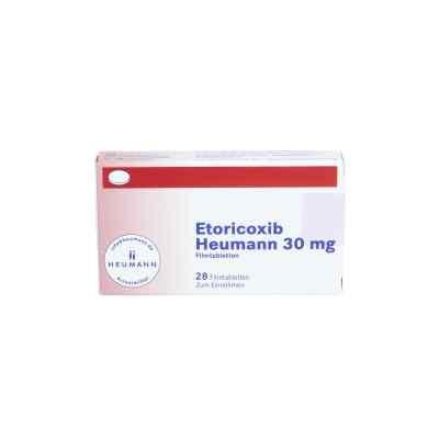 Etoricoxib Heumann 30 mg Filmtabletten  bei apo.com bestellen