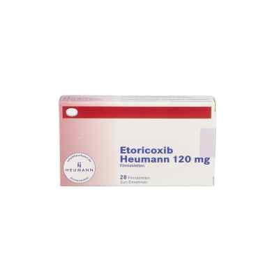 Etoricoxib Heumann 120 mg Filmtabletten  bei apo.com bestellen