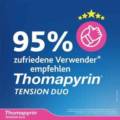 Thomapyrin Tension Duo 400 mg/100 mg Filmtabletten  bei apo.com bestellen