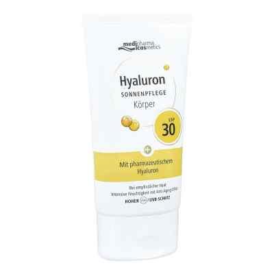 Hyaluron Sonnenpflege Körper Lsf 30  bei apo.com bestellen