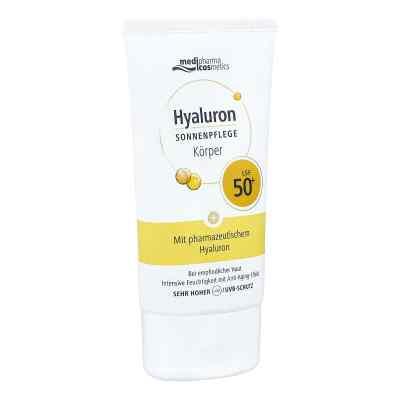 Hyaluron Sonnenpflege Körper Lsf 50+  bei apo.com bestellen