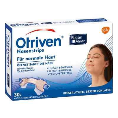 Otriven Besser Atmen Nasenstrips normal beige  bei apotheke-online.de bestellen
