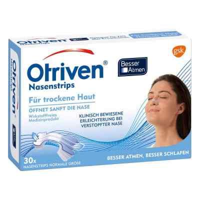 Otriven Besser Atmen Nasenstrips normal transparent   bei vitaapotheke.eu bestellen