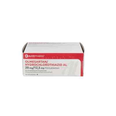 Olmesartan/hydrochlorothiazid Al 20 mg/12,5 mg Fta  bei apo.com bestellen
