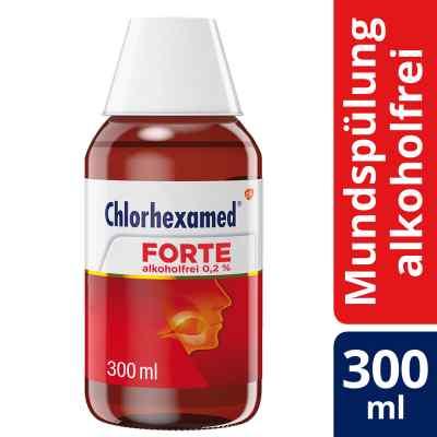 Chlorhexamed Forte alkoholfrei 0,2% Lösung  bei apo.com bestellen