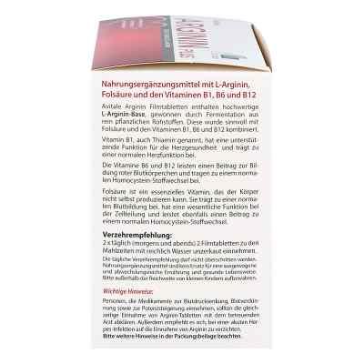 Arginin plus Vitamin B1+b6+b12+folsäure Filmtabletten   bei apotheke-online.de bestellen