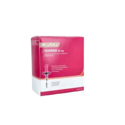 Humira 40 mg/0,4 ml Injektionslösung in Fertigspritze  bei apo.com bestellen