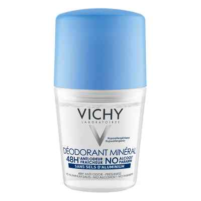 Vichy Deo Roll-on Mineral 48h ohne Aluminium  bei vitaapotheke.eu bestellen