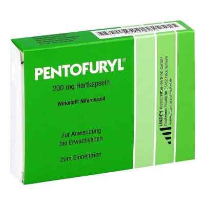 Pentofuryl 200 mg Hartkapseln  bei apotheke-online.de bestellen