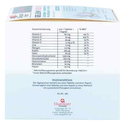 Doppelherz Gelenk 1200 system 60 Kapsel (n) +60 Tabletten  bei apotheke-online.de bestellen