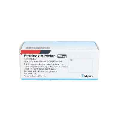 Etoricoxib Mylan 90 mg Filmtabletten  bei apo.com bestellen