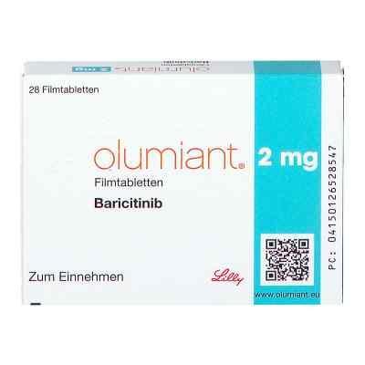 Olumiant 2 mg Filmtabletten  bei apo.com bestellen