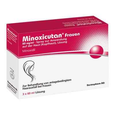 Minoxicutan Frauen 20 mg/ml Spray  bei apo.com bestellen