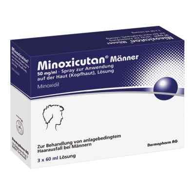 Minoxicutan Männer 50 mg/ml Spray  bei apotheke-online.de bestellen
