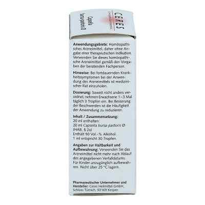 Ceres Capsella bursa-pastoris Urtinktur  bei apo.com bestellen