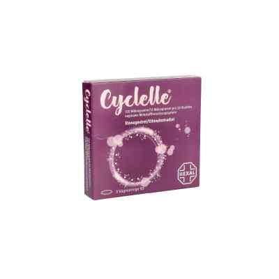 Cyclelle 120 [my]g/15 [my]g pro 24 Stunden Vaginal  bei apo.com bestellen