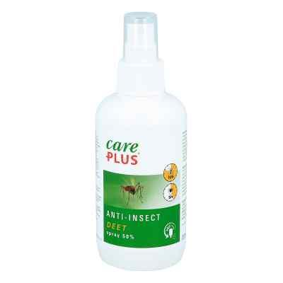 Care Plus Anti-insect Deet 50% Spray 200 ml von Tropenzorg B.V. PZN 12731223