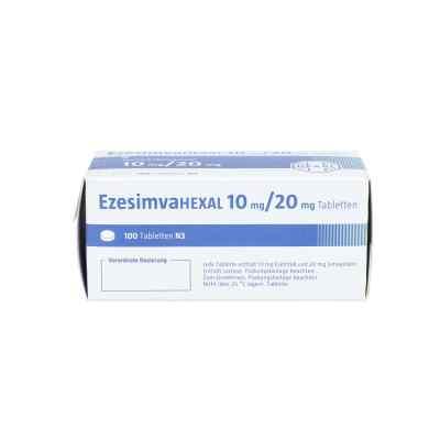Ezesimvahexal 10 mg/20 mg Tabletten  bei apo.com bestellen