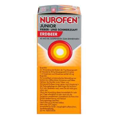 NUROFEN Junior Fieber- & Schmerzsaft Erdbeer  bei apo.com bestellen