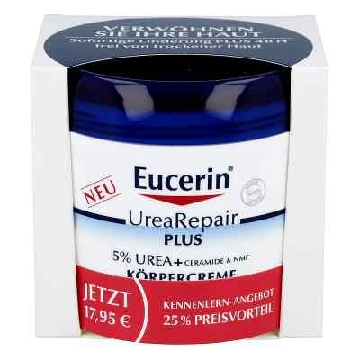 Eucerin Urearepair Plus Körpercreme 5% Kennenlern  bei vitaapotheke.eu bestellen