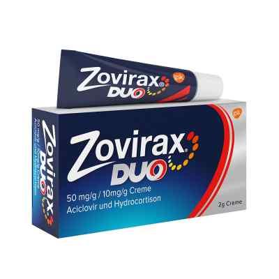 Zovirax Duo 50 mg/g / 10 mg/g Creme  bei apotheke-online.de bestellen