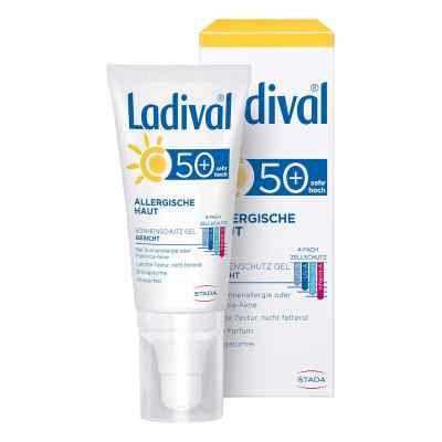 Ladival allergische Haut Gel Lsf 50+ 50 ml von STADA GmbH PZN 13229661