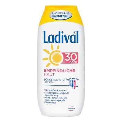 Ladival empfindliche Haut Lotion Lsf 30  bei apo.com bestellen