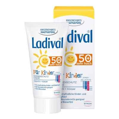 Ladival Kinder Creme Lsf 50+  bei apo.com bestellen
