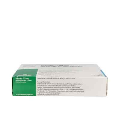 Versatis 700 mg wirkstoffhaltiges Pflaster  bei apo.com bestellen