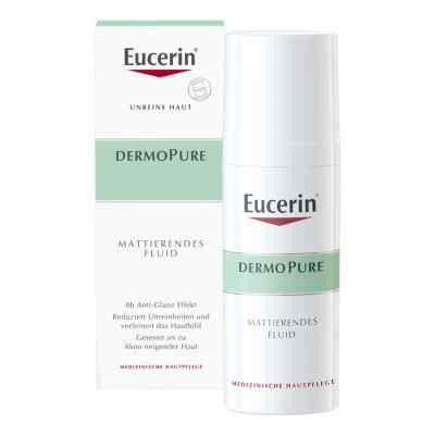 Eucerin Dermopure mattierendes Fluid  bei apotheke-online.de bestellen