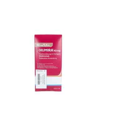 Humira 40 mg/0,4 ml Injektionslösung im Fertigpen  bei apo.com bestellen