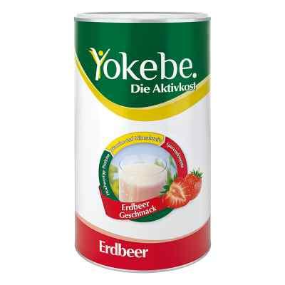 Yokebe Erdbeer Pulver  bei vitaapotheke.eu bestellen