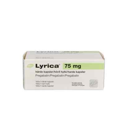 Lyrica 75 mg Hartkapseln  bei apo.com bestellen